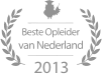 Verkozen tot beste opleiding 2013